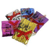 5 цветов пачка 750шт коробка конфет посвящена металлической ленты