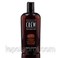 """Гель для душу """"Захист від поту 24 години"""" American Crew 24-Hour Deodorant Body Wash ml 450"""