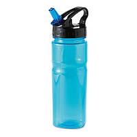 Бутылка Nina пластиковая с носиком, 500 мл, голубая, от 10 шт
