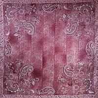 Женский атласный платок 91 на 92 EYFEL (ЭЙФЕЛЬ) SAT15179