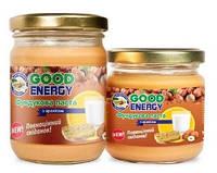 "Фундукова паста з арахісом (250гр) ТМ ""Good Energy"""