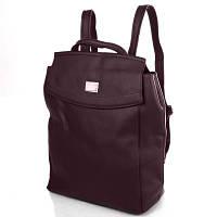 Сумка-рюкзак женская из качественного кожезаменителя GUSSACI (ГУССАЧИ) TUP14425-10