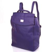 Сумка-рюкзак женская из качественного кожезаменителя GUSSACI (ГУССАЧИ) TUP14425-6