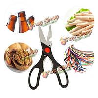 Из нержавеющей стали мульти кухня ножницами кухня бытовой ножницы режущие инструменты