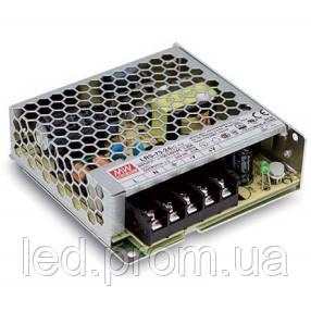 Блок питания 12В 75Вт (LRS-75-12)