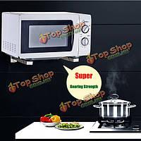 SUS 304 из нержавеющей стали микроволновая печь держатель стойка с крюком и кухонный инструмент