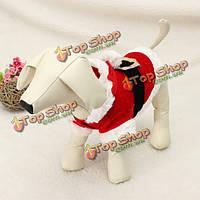 Кофта для собаки Дед Мороз