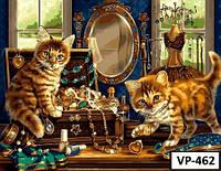 Картина на холсте по номерам VP462 40x50см