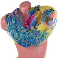 Женский шарф 158 на 94 см ASHMA (АШМА) SAT29151