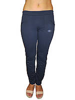 Женские трикотажные штаны чорные