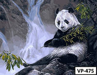 Картина на холсте по номерам VP475 40x50см