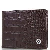 Кожаный мужской кошелек с зажимом для купюр KARYA (КАРИЯ) SHI0945-10KR