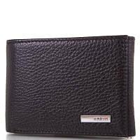Кожаный мужской кошелек с зажимом для купюр KARYA (КАРИЯ) SHI0931-2FL