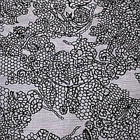 Ткань- Джинс -Флок