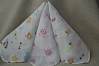 Муслиновые носовые платочки