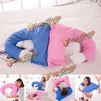 Творческий моющиеся хлопок бойфренд рука бросить подушку диван-кровать офис подушки