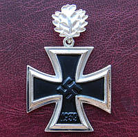 Рыцарский железный крест с дубовыми листьями (2 тип), фото 1