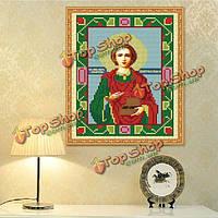 25x30см 5D комплект вышивка крестом DIY алмазов картина религия культура стразы