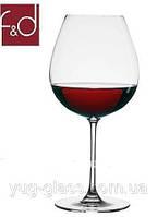 "Фужер для красного вина 690 мл (бургунское) ""f&d Chateau 66022-1 "" 1шт."