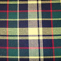 Ткань - Шотландка