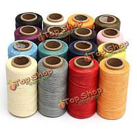 16 цветов 285 ярдов хлопка швейных ниток бобины швейных машин аксессуары
