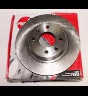 Диск тормозной передний вентилируемый Lanos 1.5, 1.6  R14 (2шт) TB217065  (Fenox)