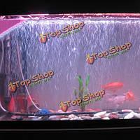 Гибкая аквариум пузыря пробка украшения аксессуары 30см~120см