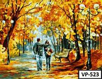 Картина на холсте по номерам VP523 40x50см