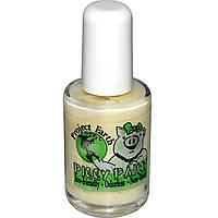 SALE, Piggy Paint, Project Earth, Nail Polish, Radioactive, Glows-in-the-Dark, 0.5 fl oz (15 ml)