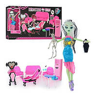 Кукла Monster High 66529 с мебелью
