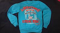 Голубой свитерок для мальчика, 4-8 лет, 105/95 (цена за 1 шт. + 10 гр.)