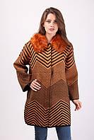 Женское пальто свободного кроя, фото 1
