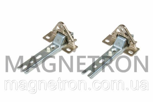 Набор петель двери (верхняя + нижняя) для холодильников Bosch 268698, фото 2