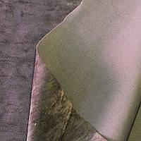 Ткань - Замша на Трикотаже