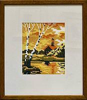 Набор для вышивания крестом «Осень» (382), Риолис