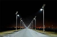 Автономное освещение улиц, дорог, участков
