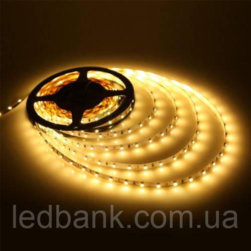 Светодиодная лента SMD 2835 60 LED/m IP20 Standart Warm White