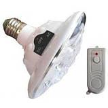 Лампа аккумуляторная с пультом  JL-678 - лампа фонарь, фото 4