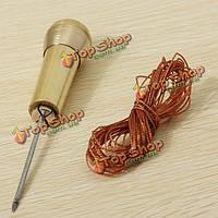 Шить шилом для тента палатки шить паруса холст обувь ремонтируя инструмент