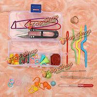DIY вязание поставка вспомогательного оборудования магии плетения вязать основные инструменты