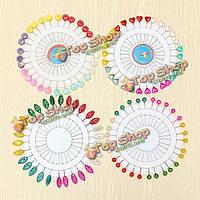 4 набор декорирования шитья булавки швейные Craft булавки швейные принадлежности