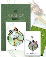 Духи в чехле Chanel Chance Eau Fraiche  20 мл (реплика), фото 1