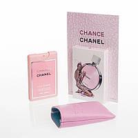 Духи в чехле Chanel Chance Eau Tendre 20 мл (реплика), фото 1