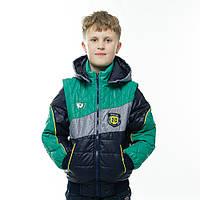 """Демисезонная куртка для мальчика """"Артемий""""  оптом и в розницу"""