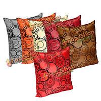 Шелковые подушки броска чехол чехол на подушку декоративный диван постельные принадлежности декор