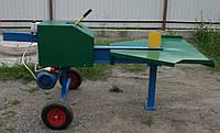 Реечный дровокол Артмаш 380 В., мощность двигателя 2,2 кВт.