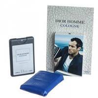 Мини-парфюм в чехле DIOR Homme Cologne 20 мл