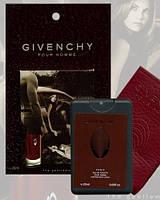 Мини-парфюм в чехле GIVENCHY Pour Homme 20 мл