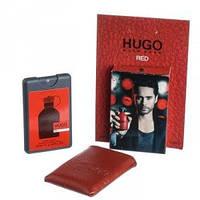 Мини-парфюм в чехле HUGO BOSS Hugo Red Man  20 мл