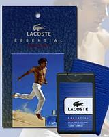 Мини-парфюм в чехле LACOSTE Essential Sport 20 мл